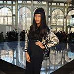 VV Brown en Showcase pour la LFW