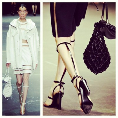 fashionweek alexander wang 400x400 FW New York 2013 14 : bilan en images Instagram