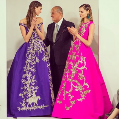 fashionweek de la renta galliano 400x400 FW New York 2013 14 : bilan en images Instagram
