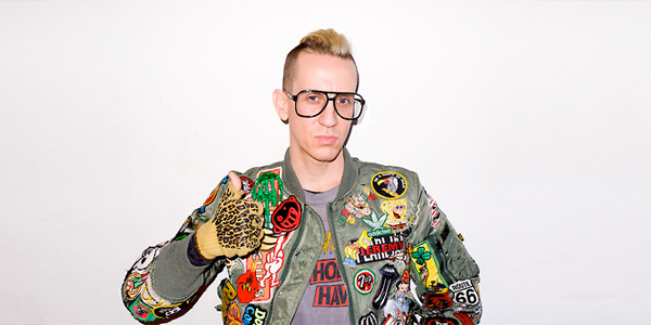 jeremy scott a Jeremy Scott shooté par Terry Richardson