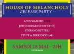 House of Melancholy _release party