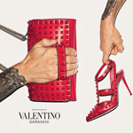 Terry Richardson pour Valentino