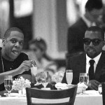 Battle : Jay Z /vs Kanye West