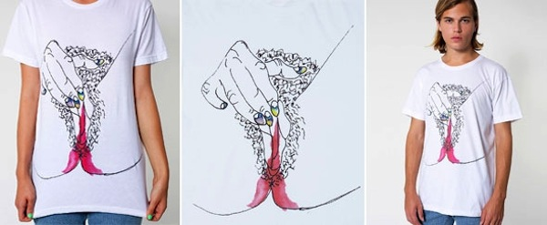 period power-tee-shirt-american-apparel-seriously-mode-au-poil