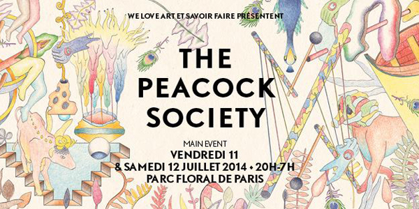 line-up-peacock-society