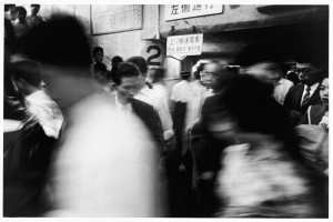 william-klein-subway-and-blur-tokyo-1961