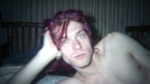 KC 3_ADULT KURT_Red Hair__Kurt Cobain at home featured in the film KURT COBAIN MONTAGE OF HECK