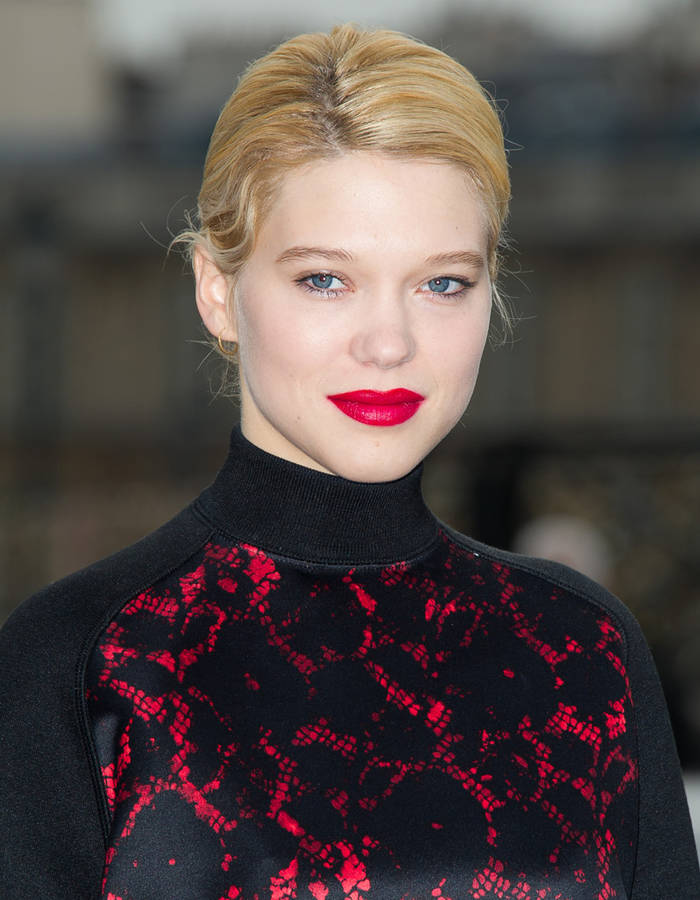 Lea Seydoux louis vuitton
