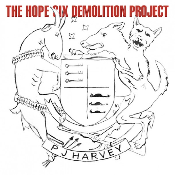 PJ HARVEY ALBUM