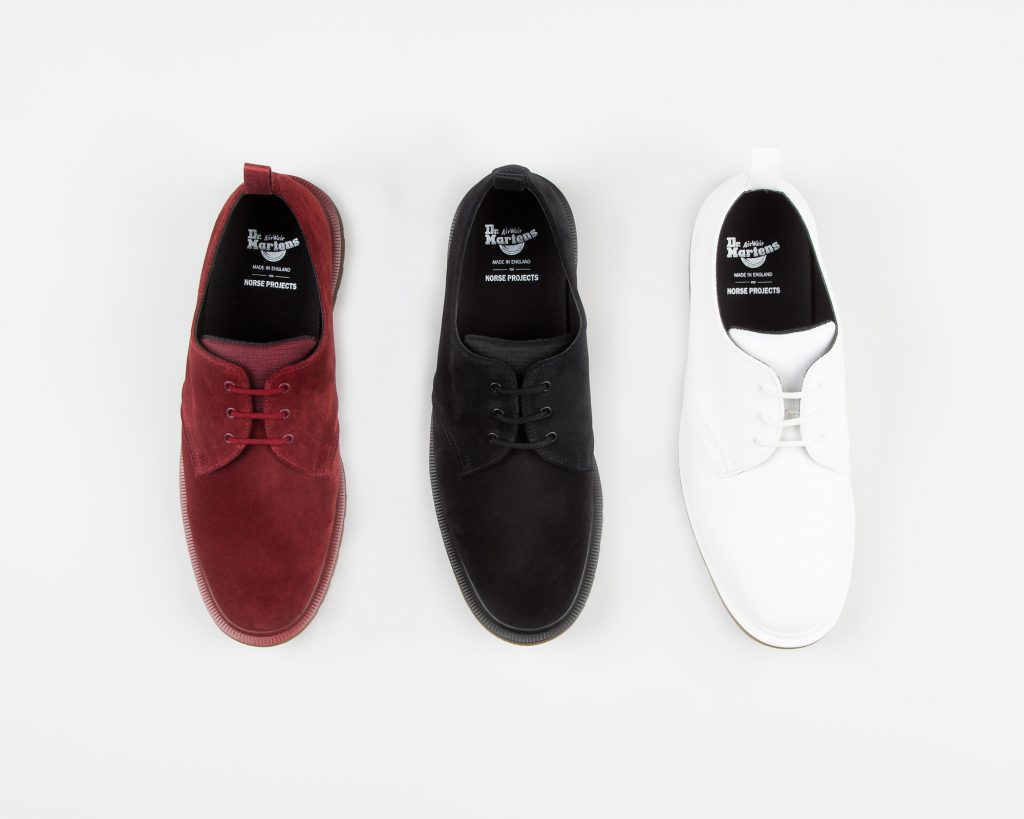 dr martens norse projects modzik