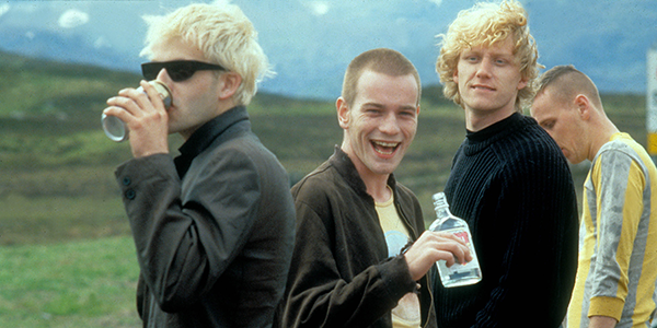 trainspotting danny boyle ewan mcgregor modzik