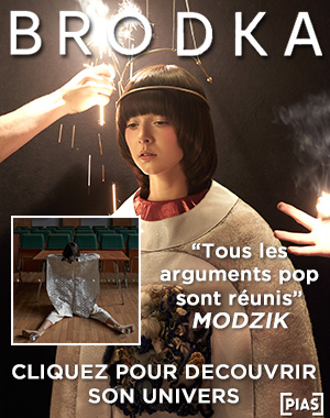 Affiche Brodka FIXE Good - Modzik