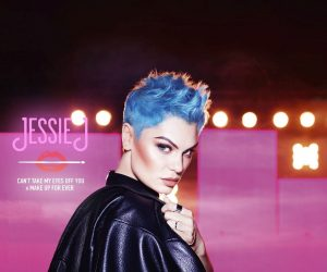 MAKE UP FOR EVER AND JESSIE J TEAM UP FOR A YEAR OF ARTISTIC COLLABORATIONS (PRNewsFoto/MAKE UP FOR EVER)