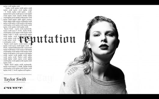 Taylor Swift Reputation Modzik