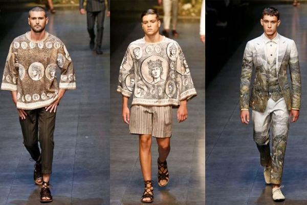 Dolce-Gabbana-Milan-Fashion-Week-SS2014