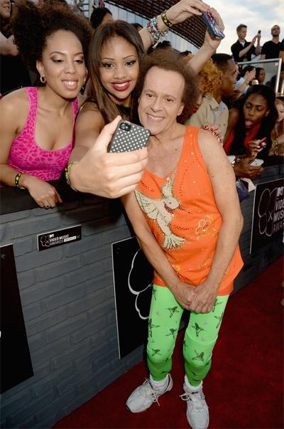 selfie-vma