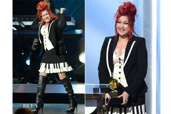 grammy-awards-2014-cindy-lauper