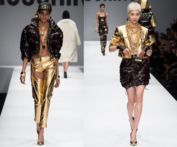 3-fashion-week-milan-défilé-moschino-jeremy-schott-automne-hiver-2014