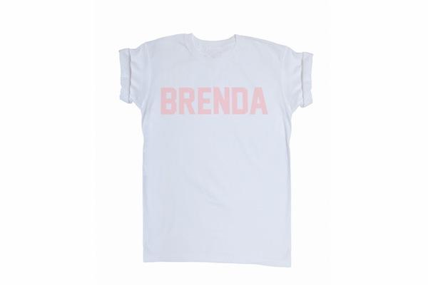 MA DEMOISELLE PIERRE T SHIRT BLANC BRENDA_49€