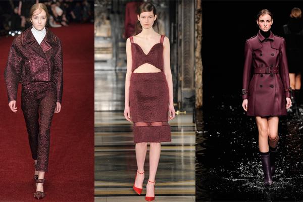 bilan-londres-fashion-week-automne-hiver-2014-tendances-couleur-lie-de-vin
