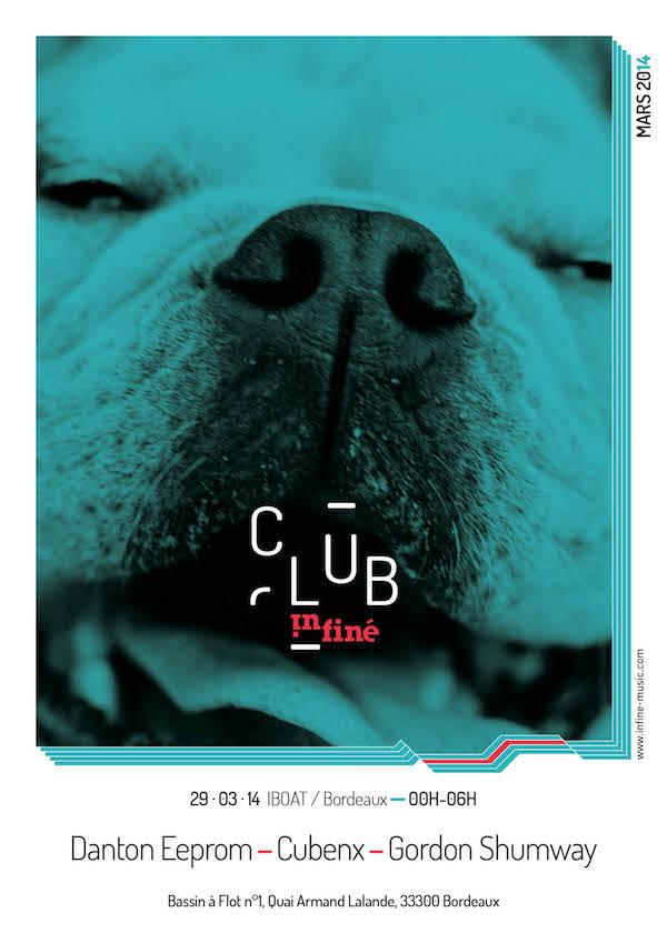 Club Infine_Bordeaux - mars