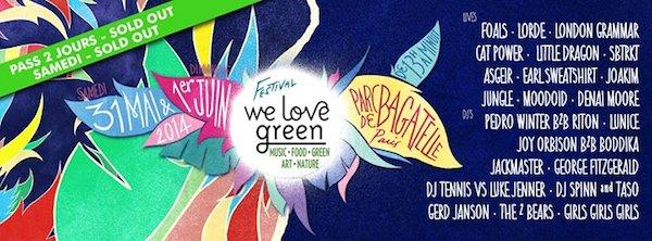 We Love Green Modzik