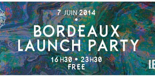 Bordeaux Launch Party