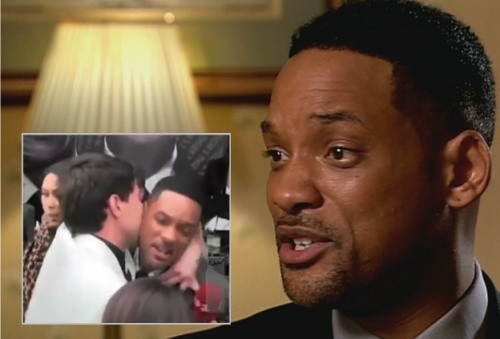 Instant love volé à Will Smith