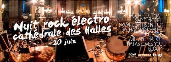 nuit rock electro