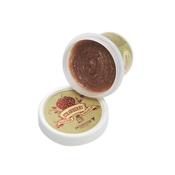 skinfood-masque-eclat-detoxifiant-sucre-noir-et-fraise-black-sugar-strawberry-mask-100-gr