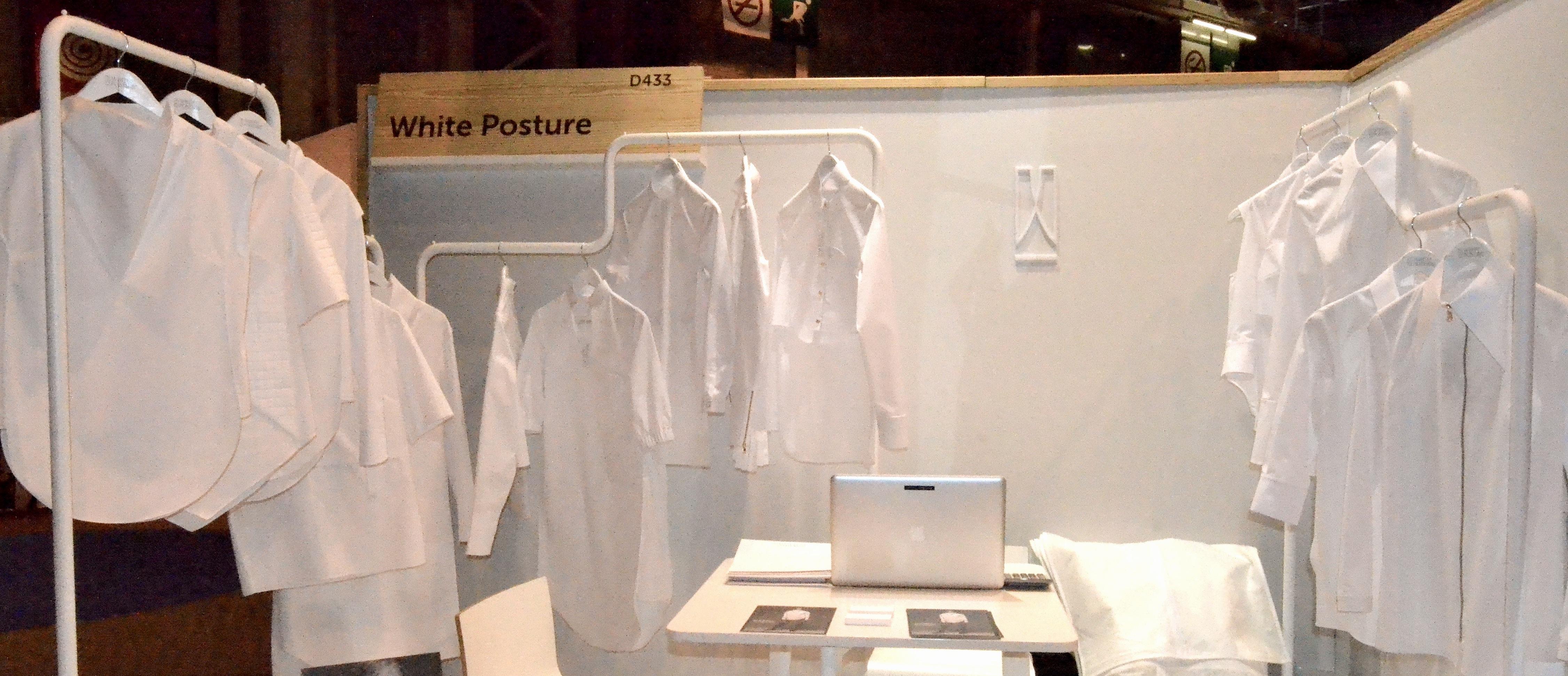white posture 1