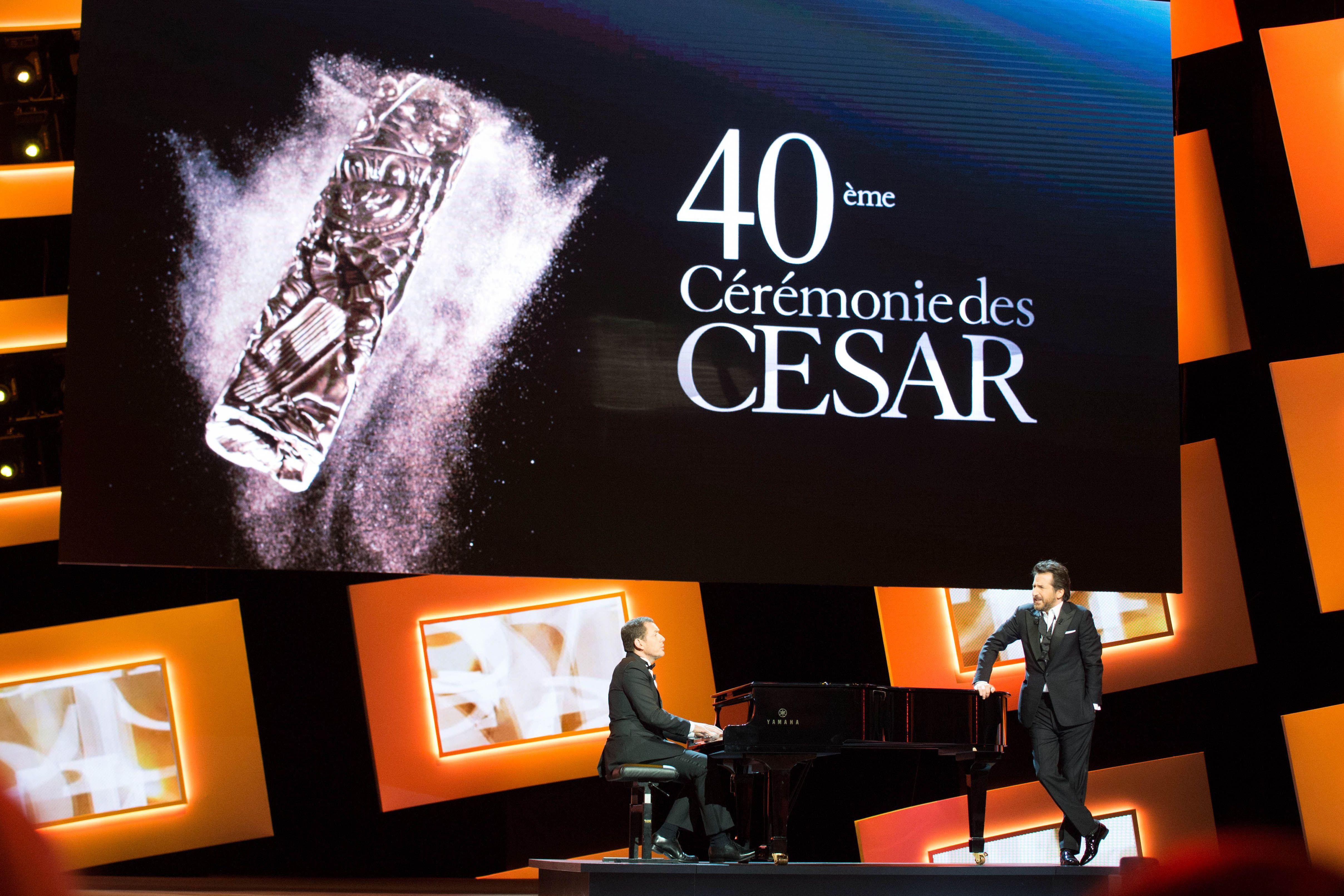 PARIS :  French Cesar Awards Ceremony.