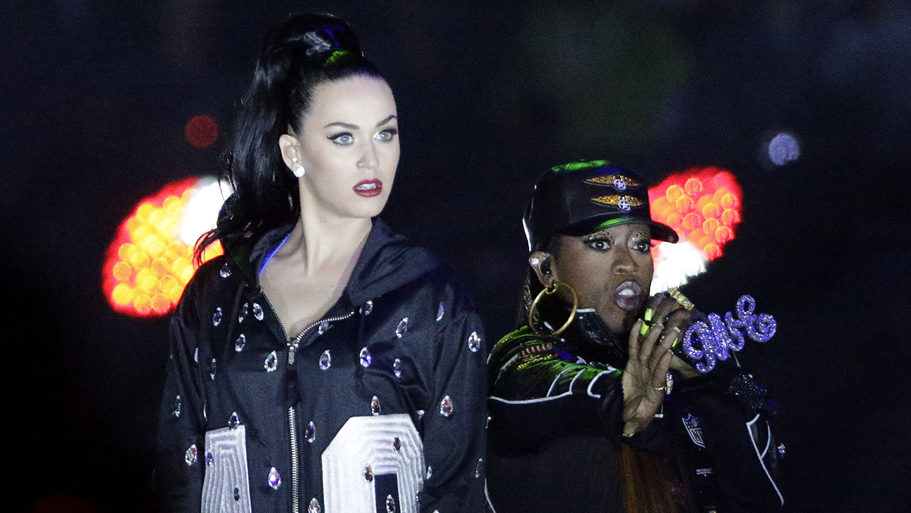 Katy Perry, Missy Elliott
