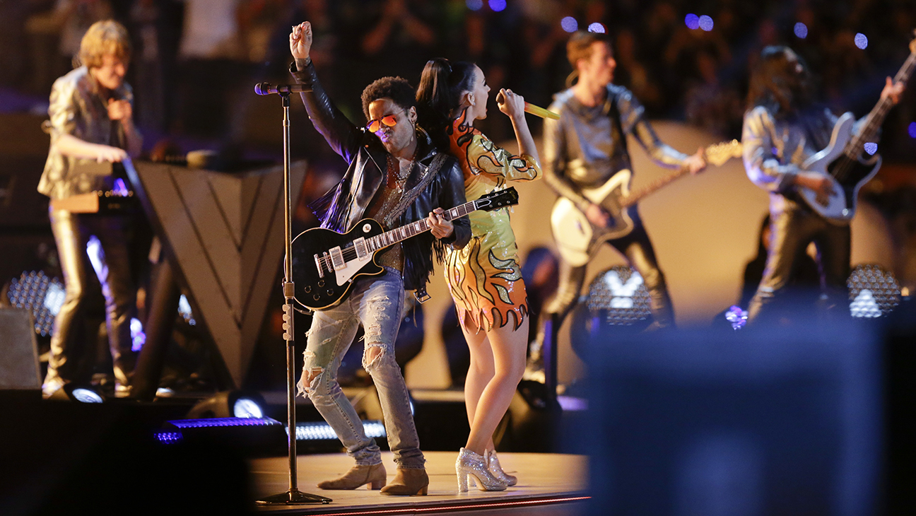 Katy Perry, Lenny Kravitz