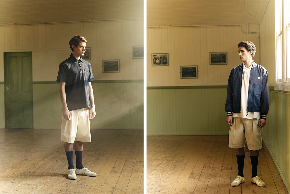 Nigel-Cabourn-Fred-Perry-Spring-Summer-2015-Collection-05