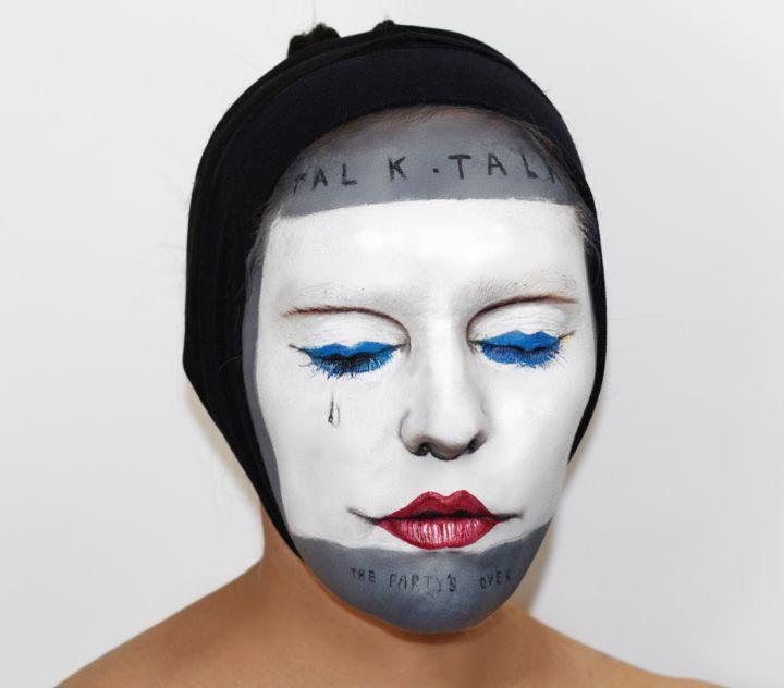 Peinture-Visage-album-Talk-Talk-720x632