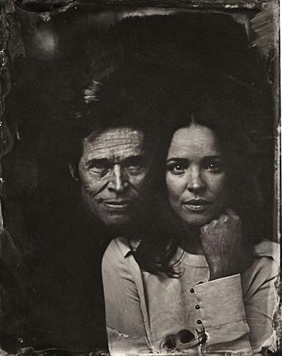 2014 Sundance TIn Type Portraits - Rachel McAdams, Williem Defoe