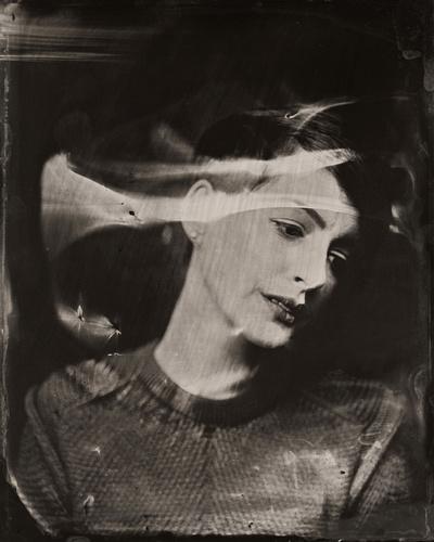 2014 Sundance TIn Type Portraits - Anne Hathaway