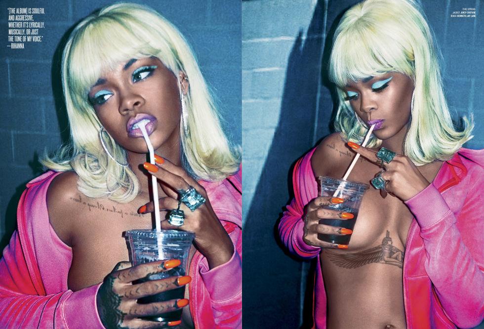 Rihanna-V Magazine