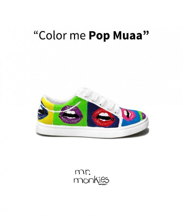 Color me Pop Muaa