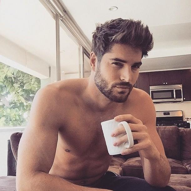 Hot-Men-Coffee-Instagram-Pictures
