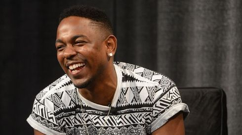 AUSTIN, TX - MARCH 14:  Rapper Kendrick Lamar attends the conversation with Kendrick Lamar and Jessie Wright at the 2013 SXSW Music, FIlm + Interactive Festival on March 14, 2013 in Austin, Texas.  (Photo by Michael Buckner/Getty Images for SXSW)