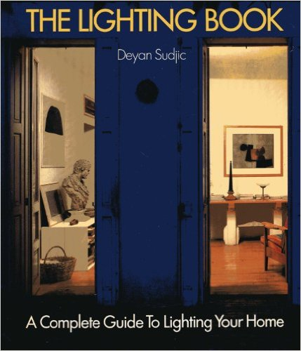 The Lighting Book by Deyan Sudjic, 1985