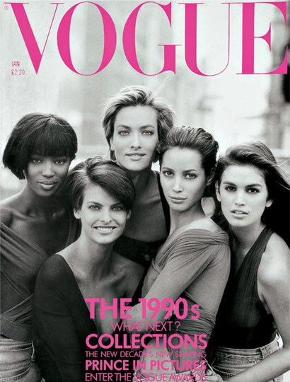 Vogue US Jan 90