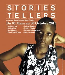 """Stories Tellers"" au Musée d'Art Contemporain de Bandjoun, Cameroun."