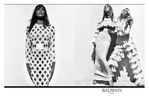 Balmain-Olivier-Rousteing-Cindy-Crawford-Naomi-Campbell-Claudia-Schiffer-4