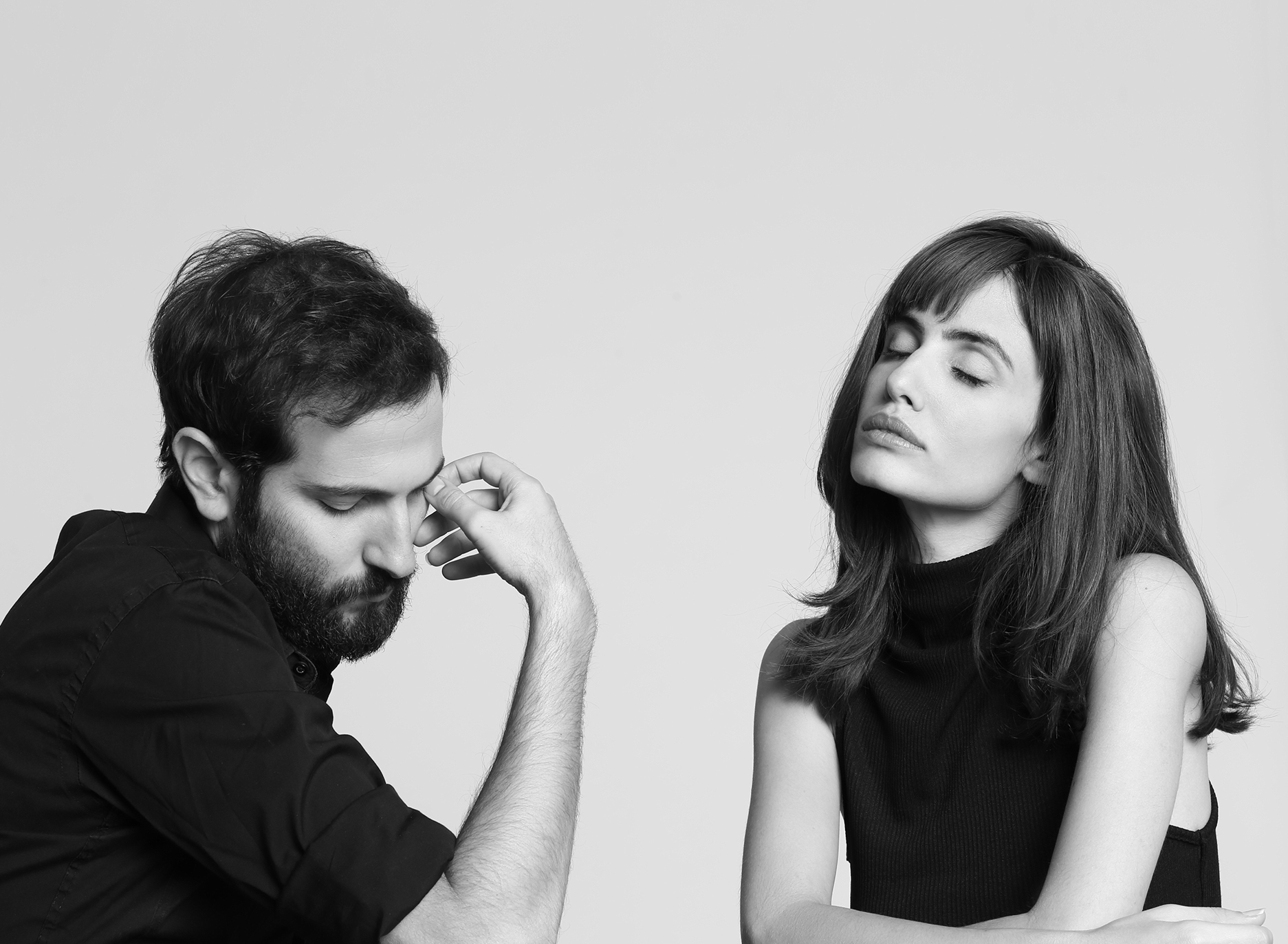 Le groupe Lola Marsh, composé de Yael et de Gil Landau, Interview pour Modzik
