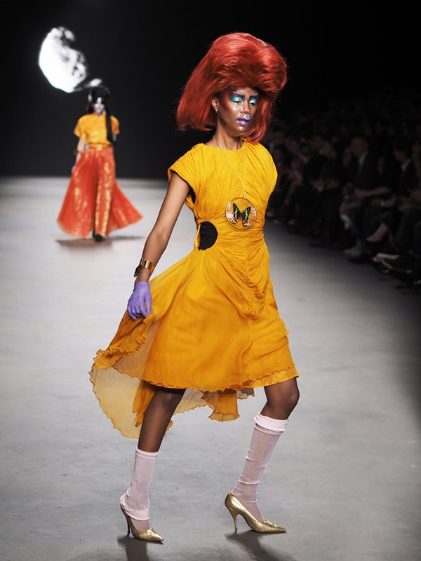 crédit : Fashion week nederland