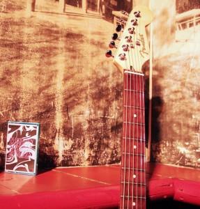 DiaperpinxModzik, Guitare