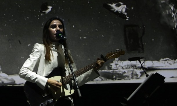 PJ HARVEY INSIDE